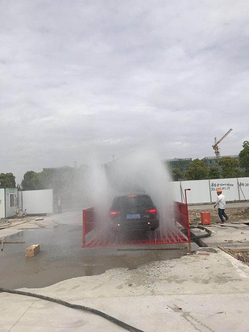 工程车辆洗车台济宁