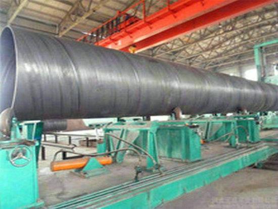忻州静乐1820×10大口径螺旋管生产厂家