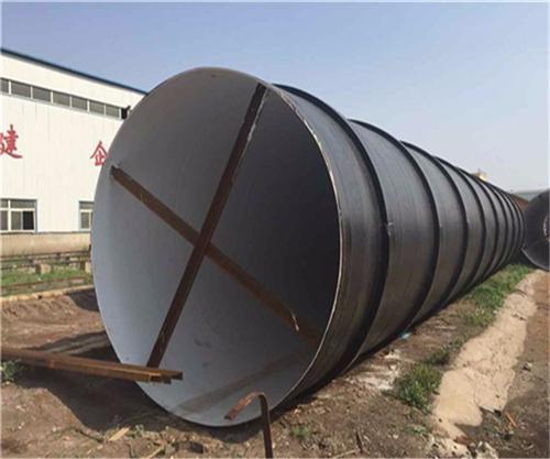 工业用螺旋焊接钢管长度可定尺/