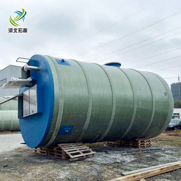 相城一体化污水泵站厂家