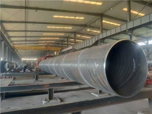 DN2000污水处理用钢管