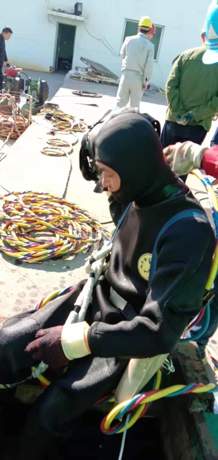 东营市潜水员服务公司-潜水作业队伍
