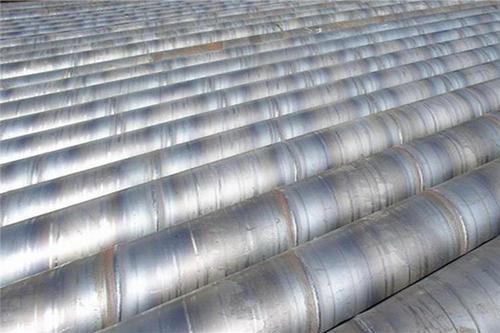 海盐供水用DN400螺旋钢管今日报价