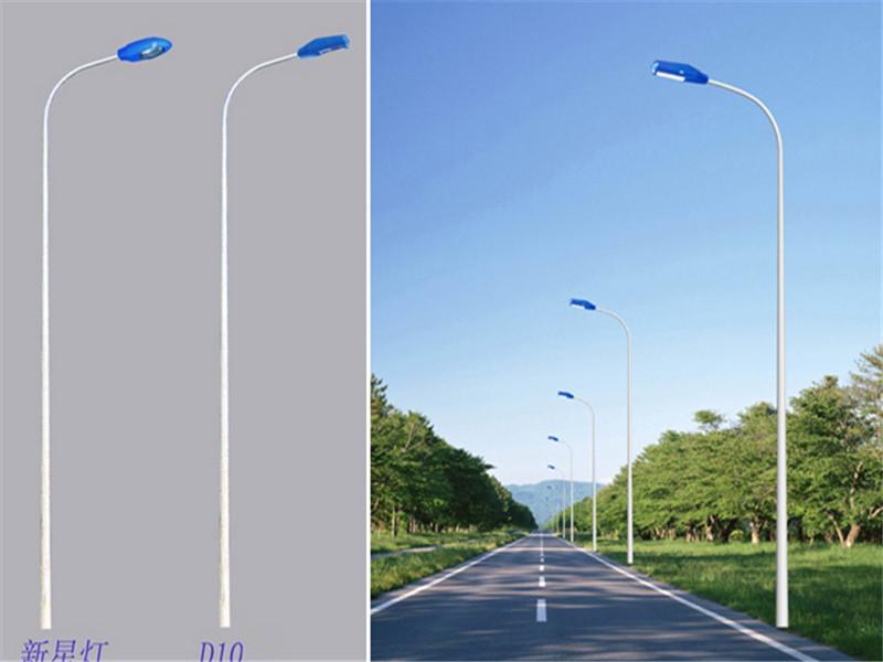 汨羅路燈安裝/太陽能路燈購買