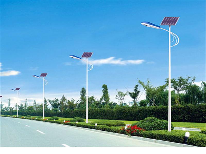 洛阳路灯安装/太阳能路灯工程