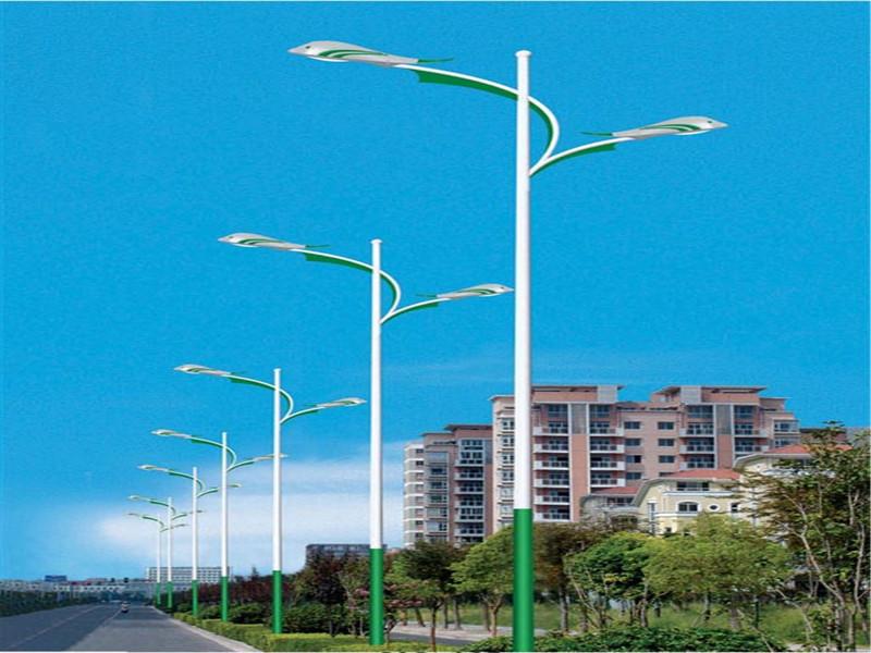 华安路灯安装/太阳能路灯工程