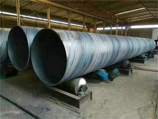 阿克苏乌什DN500螺旋焊接管道实力厂家