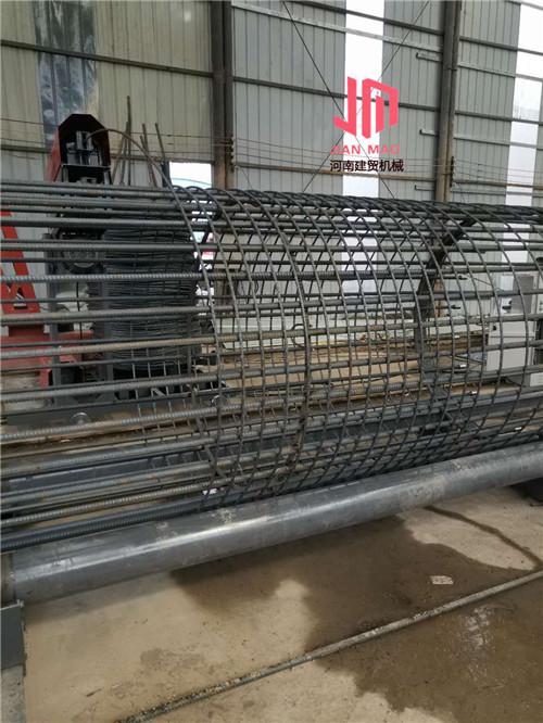 双鸭山半自动钢筋笼绕筋机品牌厂家