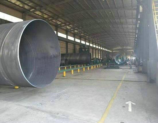 林甸外径720螺旋焊接钢管工期保证