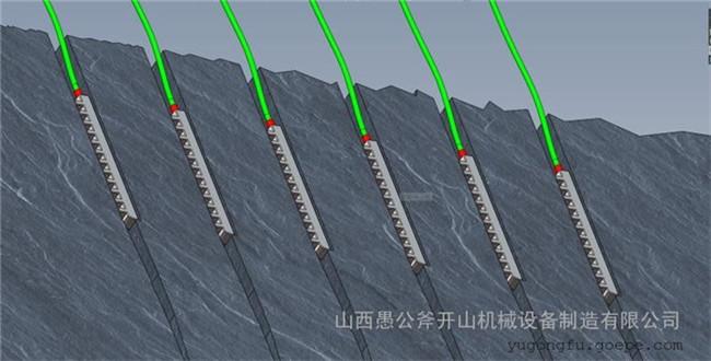 花岗岩劈裂设备常识凉山