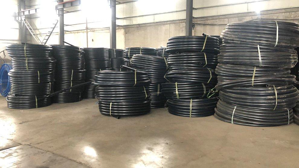江西省上饶市PE灌溉给水管规格型号河北万凯塑料管材有限公司