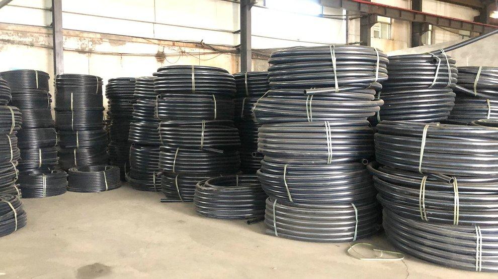 普安PE灌溉给水管规格型号PE给水管