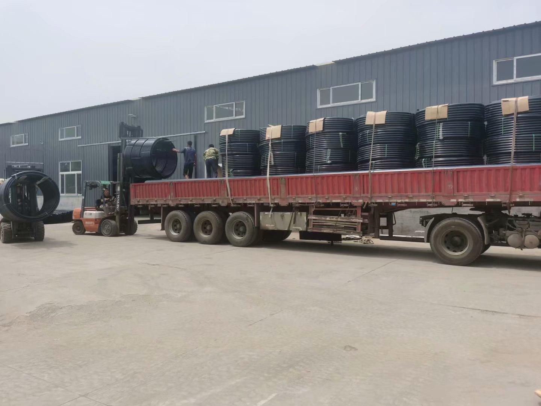 绍兴市越城区pe钢丝骨架管生产基地
