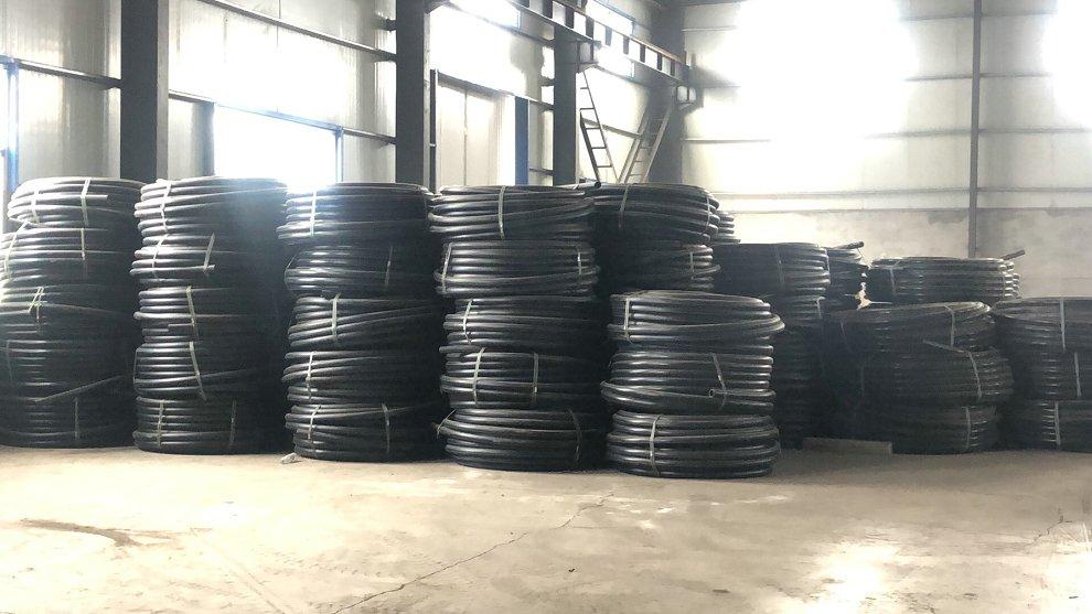 昌吉回族自治州呼图壁县PE灌溉给水管厂家直发河北万凯塑料管材有限公司