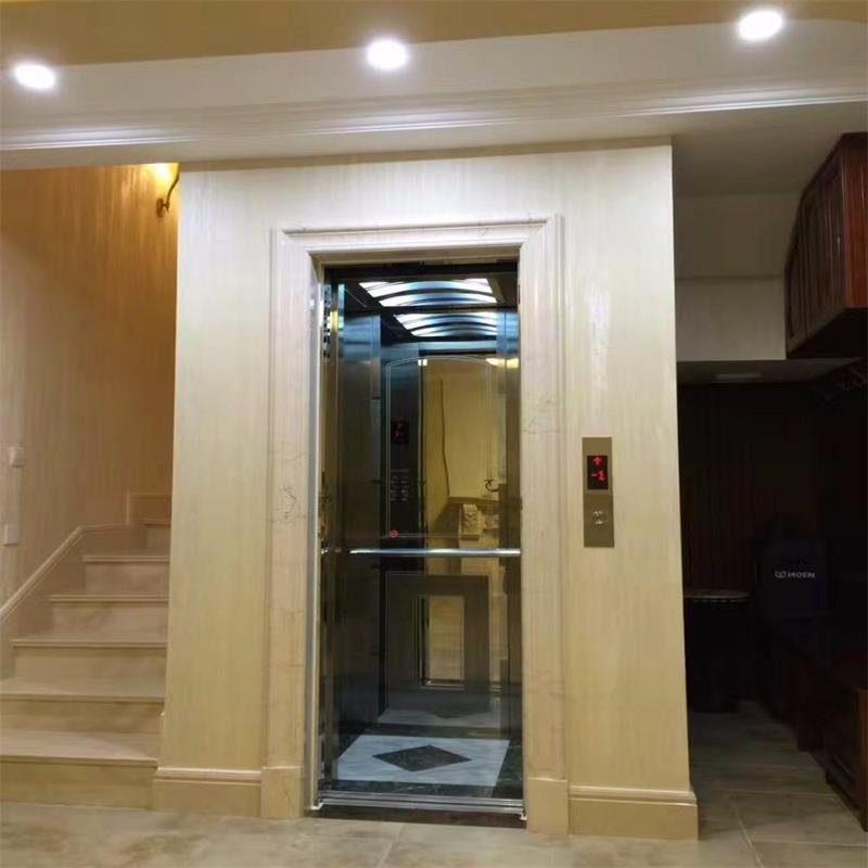 绍兴2-3层家用升降机,地下室到1楼二层家用小电梯销售
