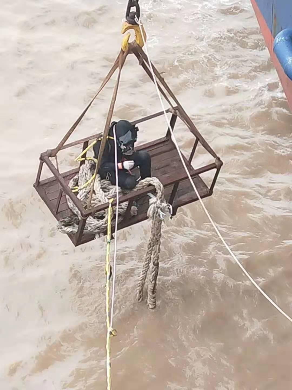 九江市【潜水员服务公司】——专业水下施工队