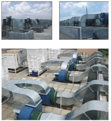 合肥定作厂房镀锌板油烟净化器管道服务网点电话