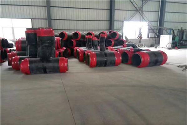 周口郸城325mm钢套钢蒸汽保温管价格行情