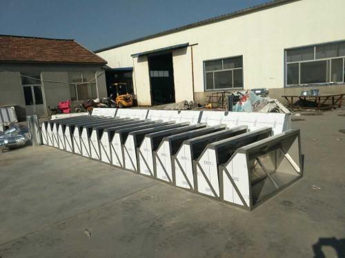 合肥工廠白鐵皮排煙風管 - 上門設計安裝公司熱線