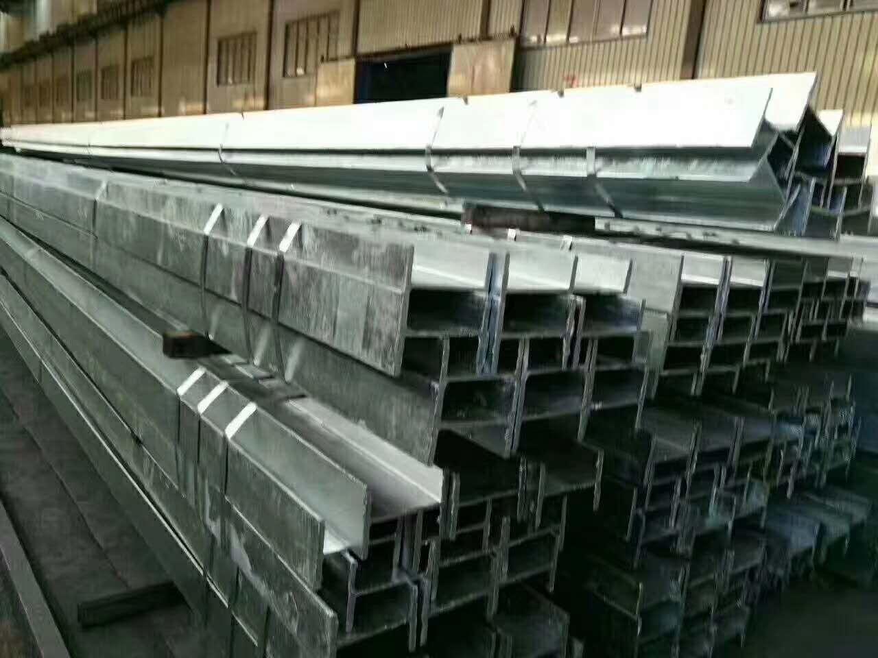 湖北十堰Q235BH型钢500*200*10*16H型钢厂家详细介绍