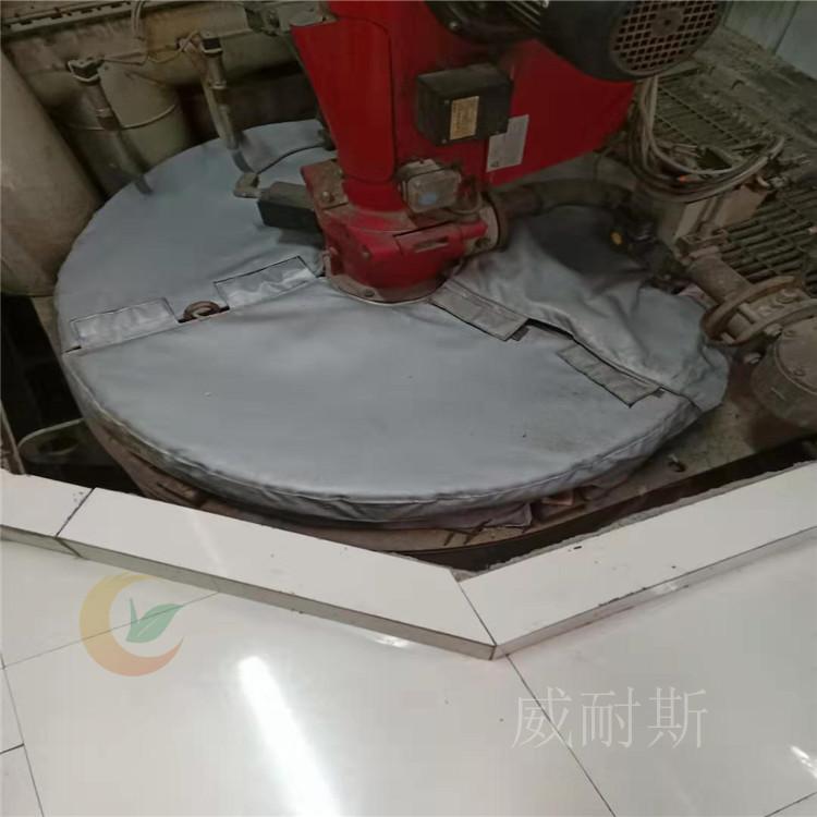 本溪:软质造纸厂保温包---图片--@威耐斯