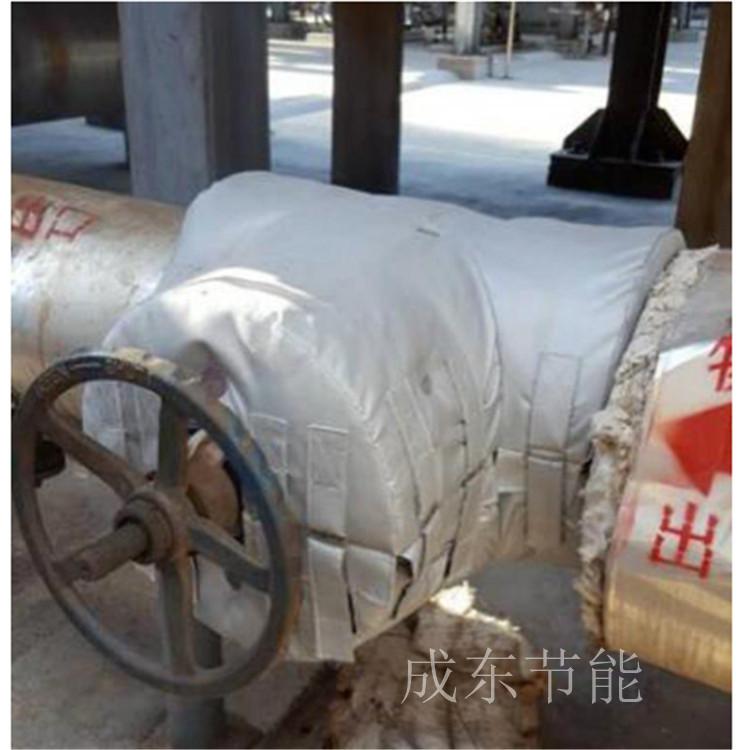 丰镇市:可拆卸软质采气树保温马甲供应商@成东科技