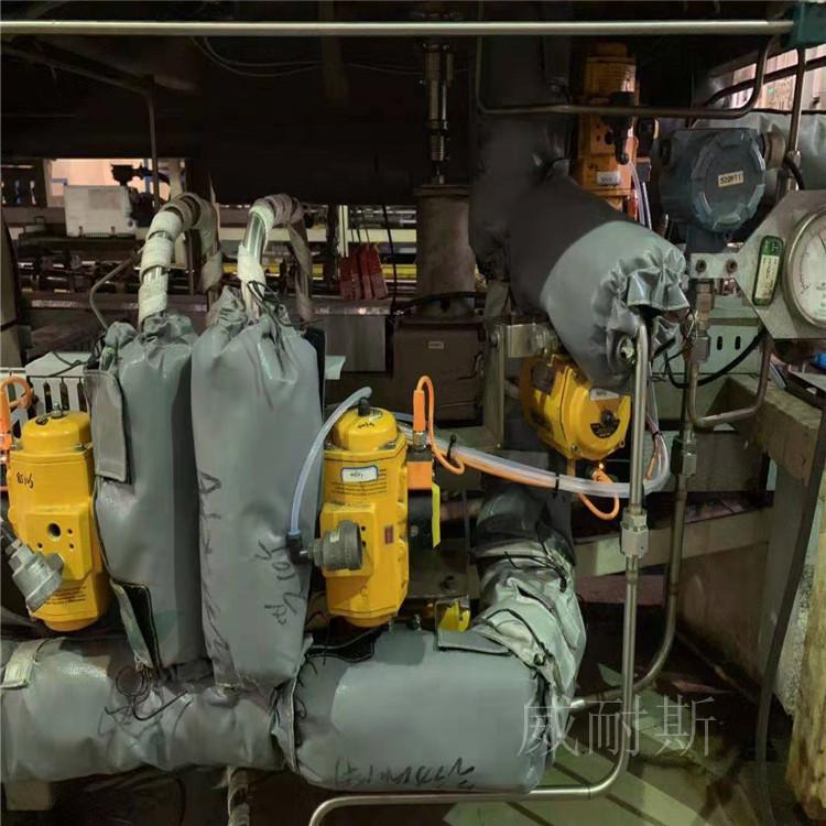 阜新市_可拆卸式软质油田设备保温盒---哪里有卖:@威耐斯