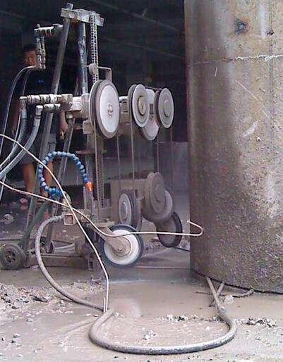 厂家出售(马路切割锯片)-海口桥墩拆除施工队伍