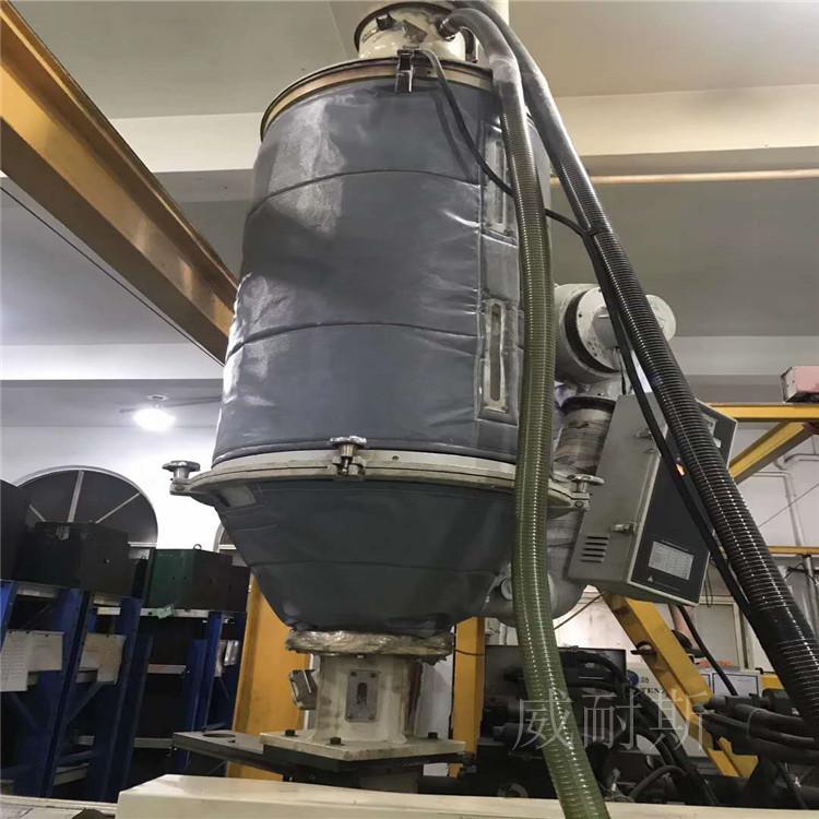 河南漯河市---硫化机模具软保温活套生产商:(威耐斯科技)