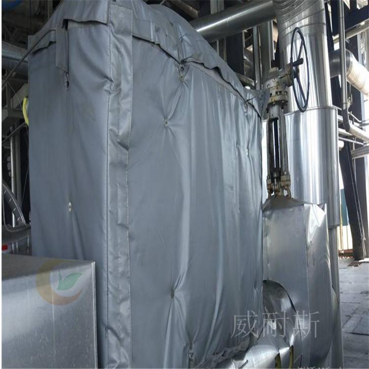 云南省怒江_可拆卸软质除污器隔热罩---批发(威耐斯)