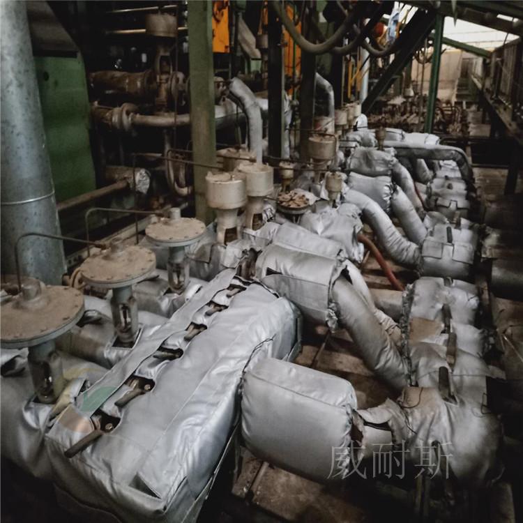冷水江市:软质可拆卸式减压阀防火罩---价格_@威耐斯
