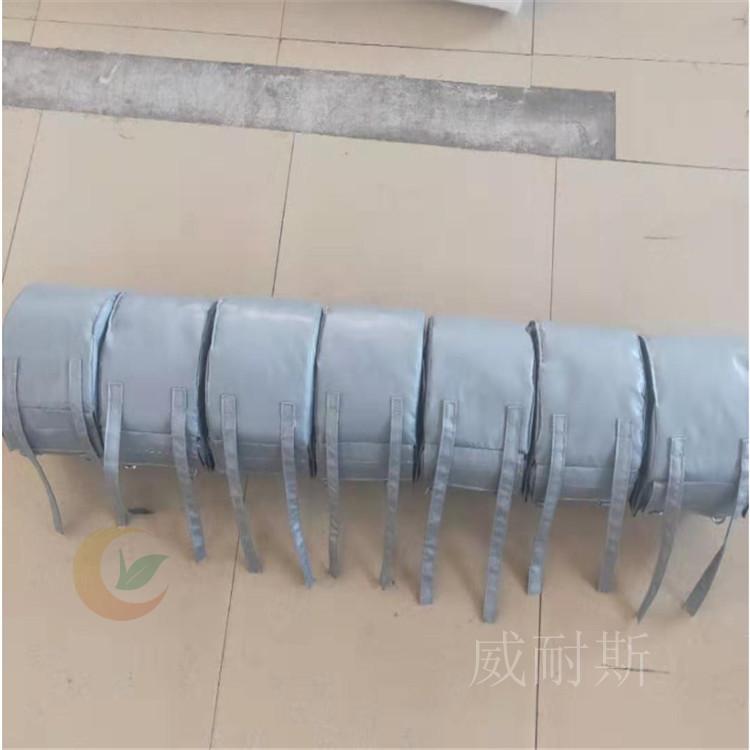 七台河市:制药管道隔热夹克---保温工程@威耐斯