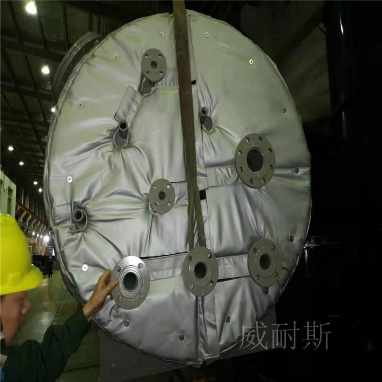 乌鲁木齐_软体可拆卸集油管道保温袋---品质可靠:(威耐斯)