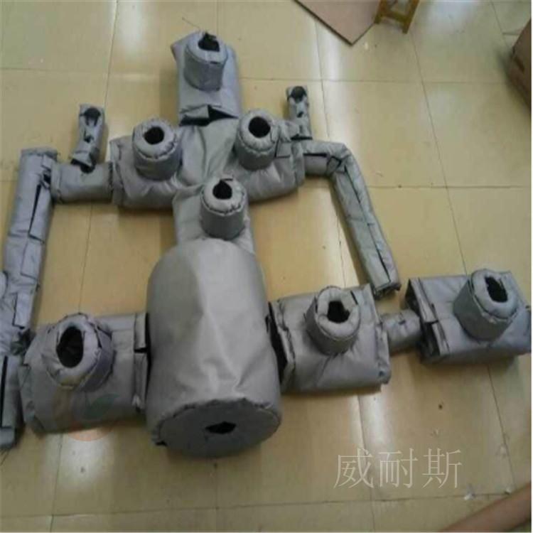 山西省晋城市_石化管道厂软体保温套---质量好:【威耐斯】