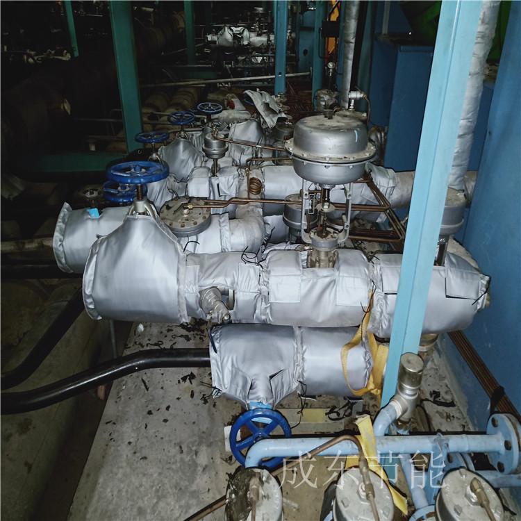 海宁市---柔性可拆卸式乳品厂设备隔热被价格:@成东节能