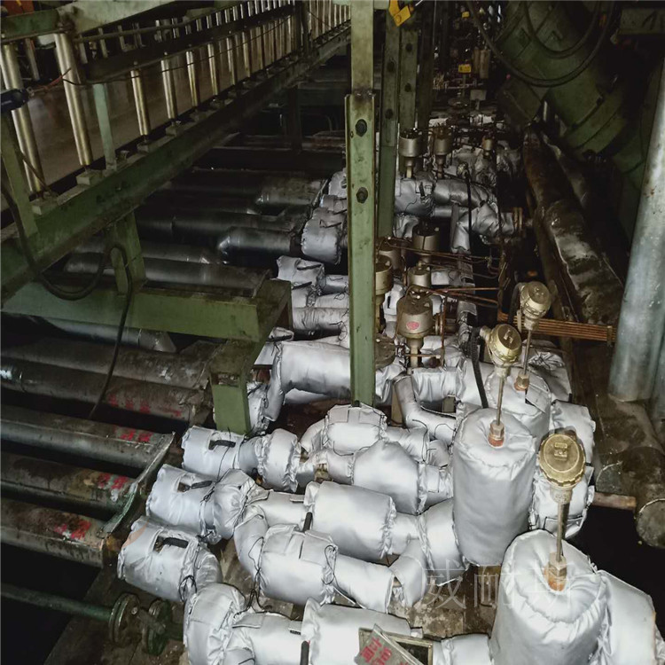 海西:可拆卸式疏水阀保温夹套---照片_(威耐斯)