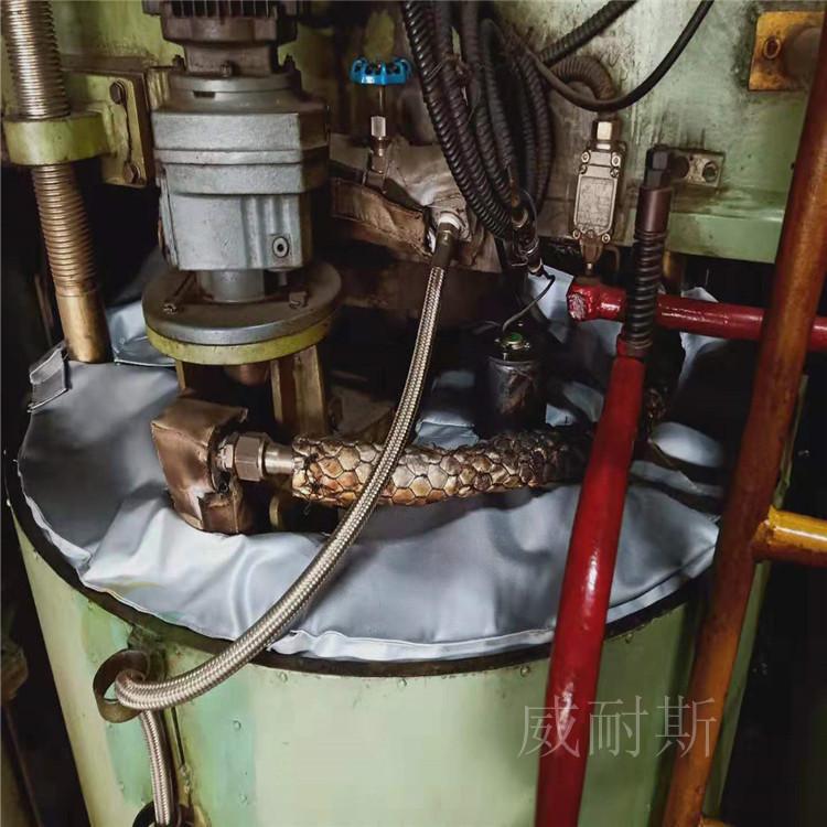 长春_可拆卸式软质设备防护罩:质量保证---威耐斯