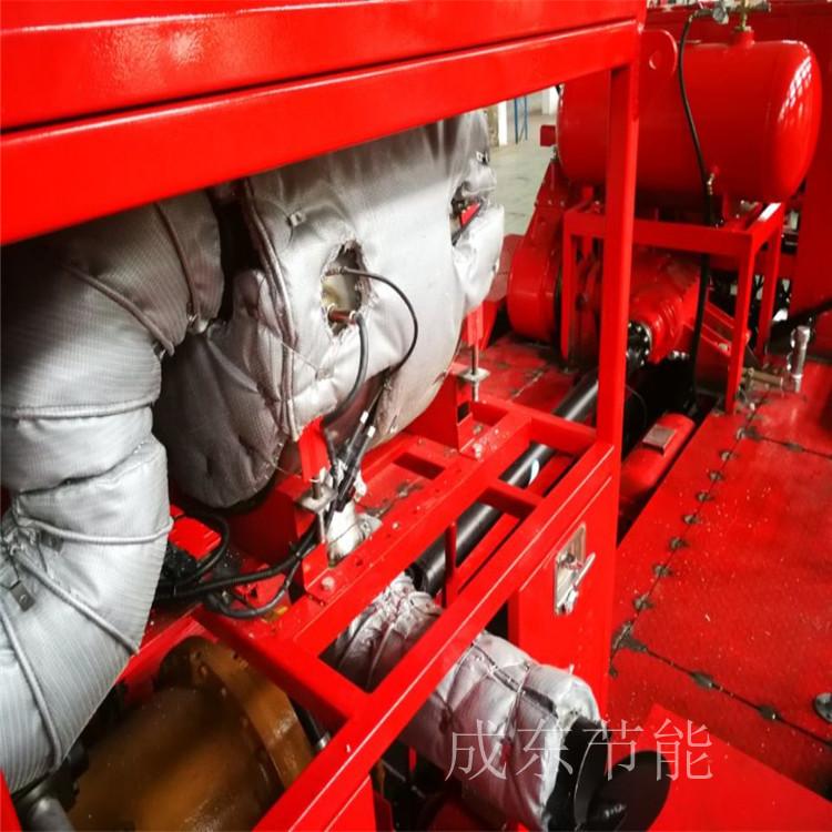 富锦市---软质可拆卸式化工厂隔热夹克指导报价:(成东节能)