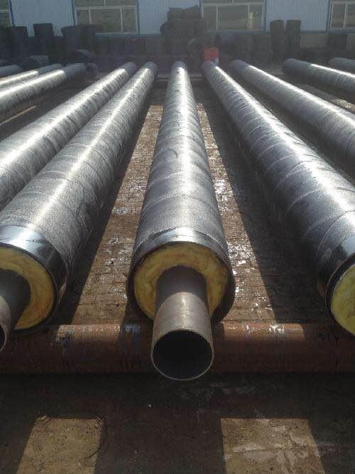 相关咨询预制直埋钢套钢保温钢管扎赉诺尔