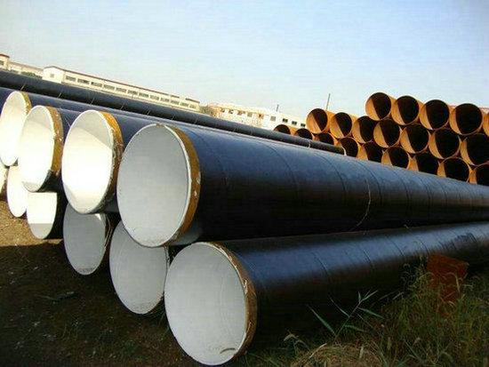延安吴起码头打桩用DN1600螺旋钢管现货价格