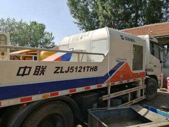 细石混凝土拖泵(李沧)优惠价格