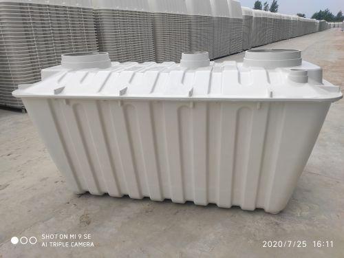新疆厕所改造三格化粪池推荐厂家