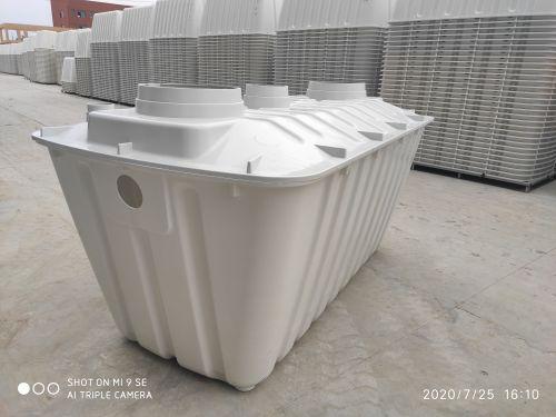 宜春玻璃钢化粪池0.8立方厂家值得信赖