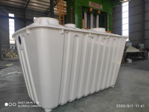 临沧厕所改造三格化粪池价格美丽