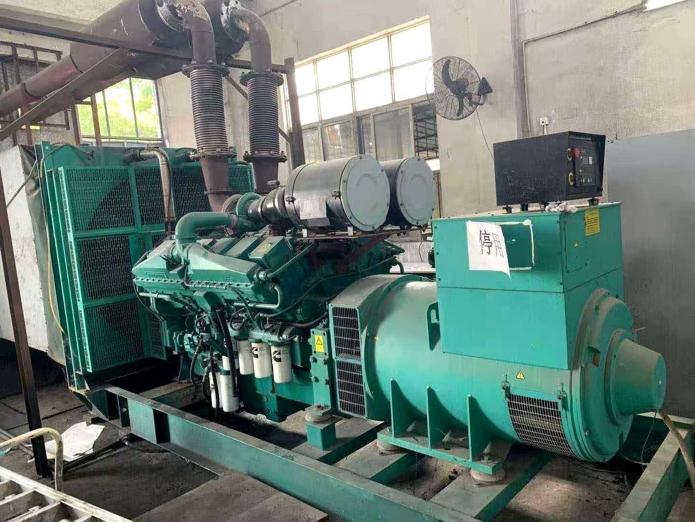 广州黄埔区回收发电机公司商家地址