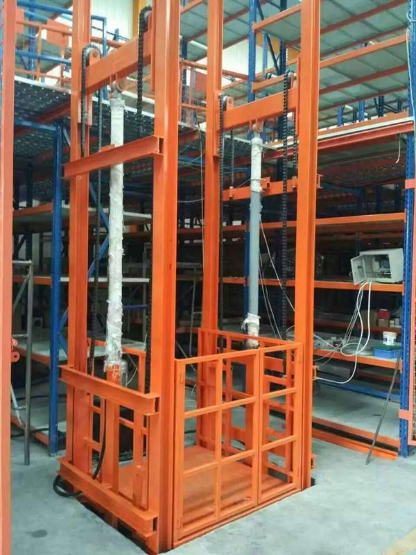 商洛导轨升降机+高5米升降货梯用途用法