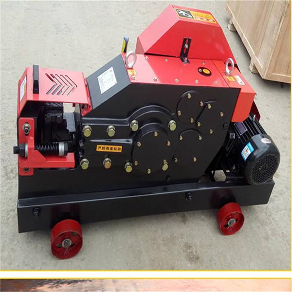 河南项城高低速钢筋调直切断机机械钢筋切断机
