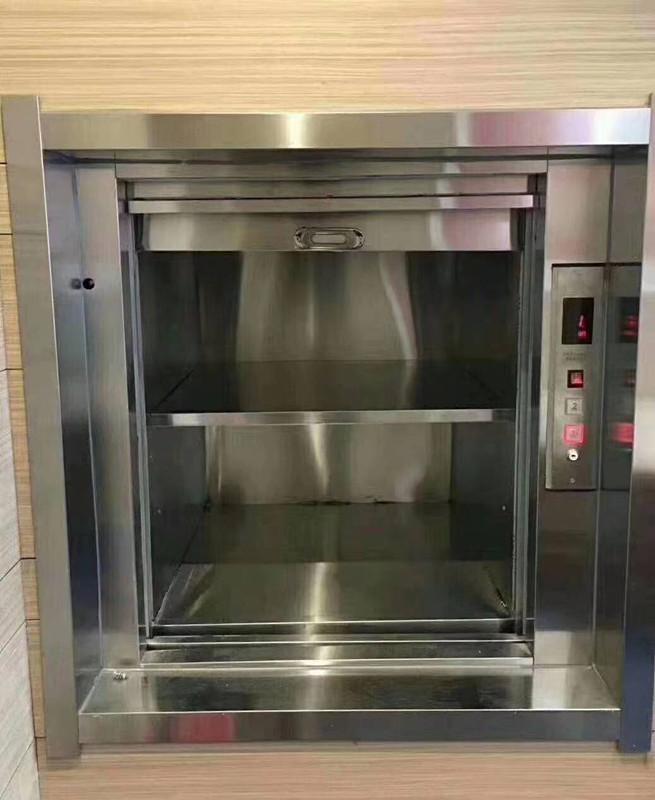 张掖传菜电梯=窗口落地循环式菜梯型号