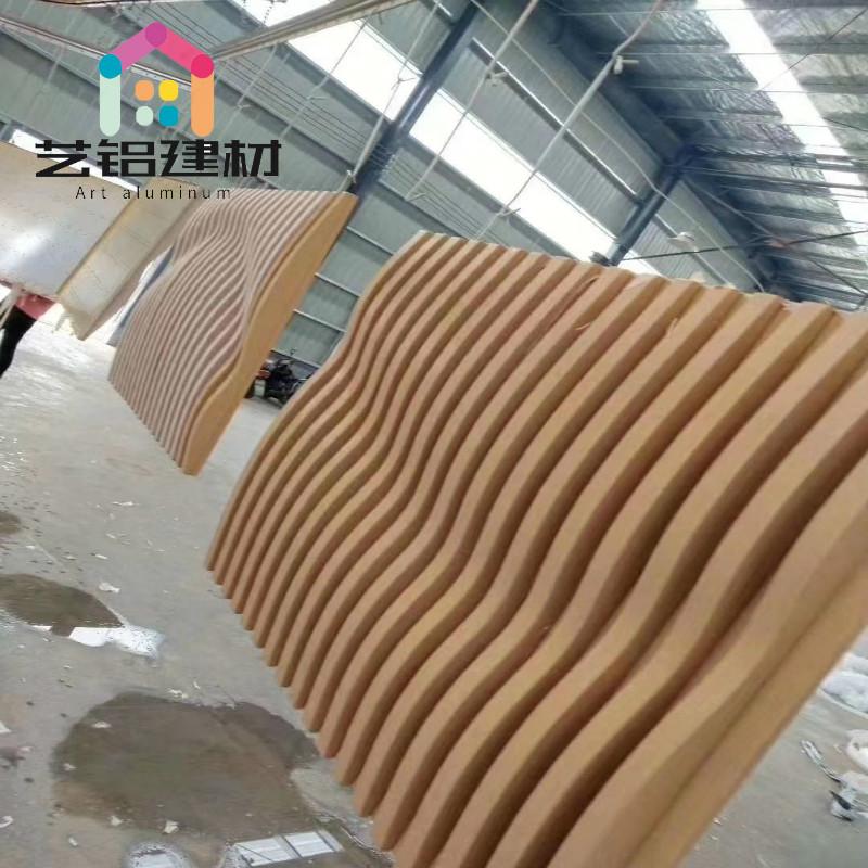 江门弧形铝方通厂家价格