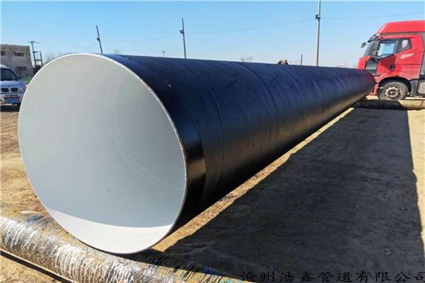 D273排水螺旋焊管专业厂家清原